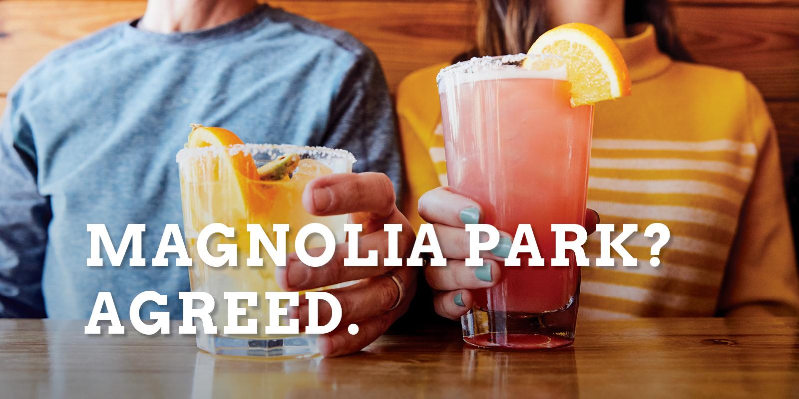 Magnolia Park Agreed