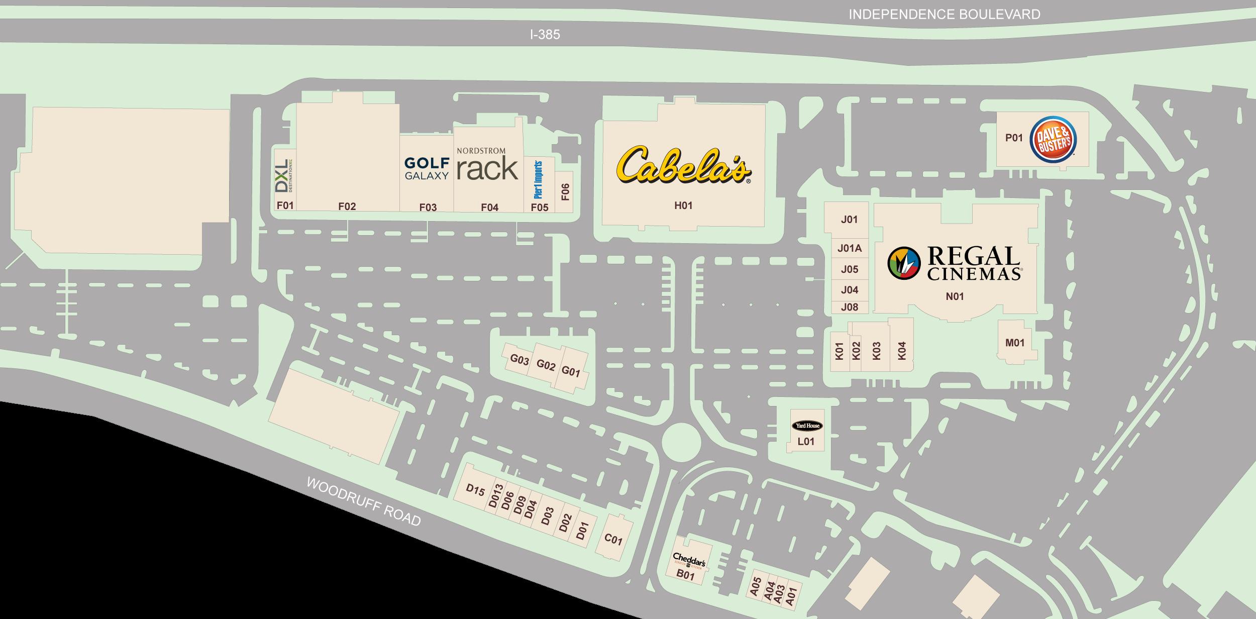 Magnolia Site Plan